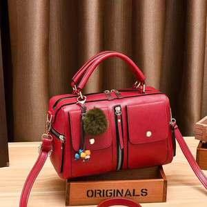 Bags Handbag Women's Bag 2021 New One Shoulder Messenger Bag Fashion Versatile Large Capacity
