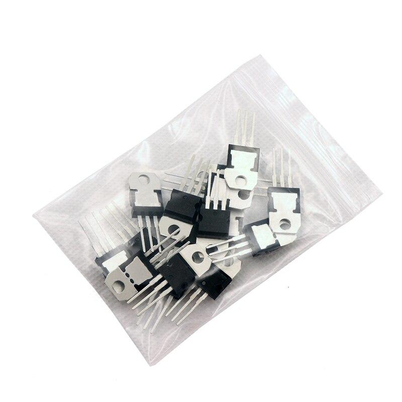 Электронный регулятор IC TO-220 L7805CV L7809CV L7