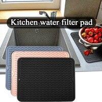 Силиконовый коврик для сушки посуды Посмотреть