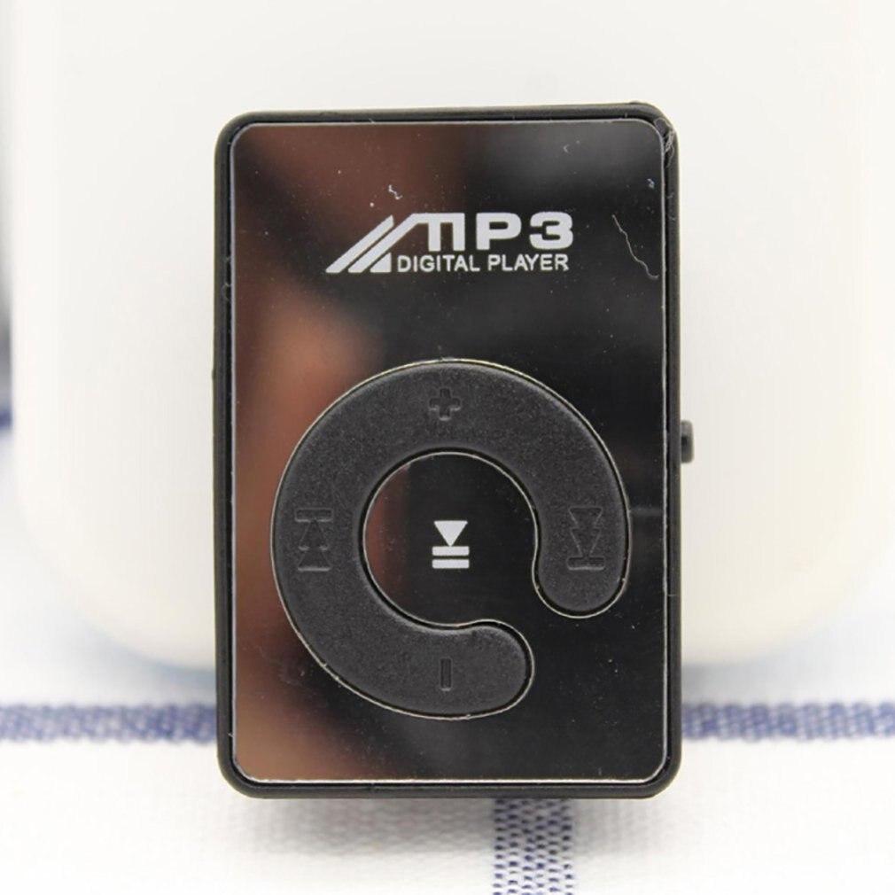 Portable Mini Clip USB MP3 Player Music Media Support Micro SD TF Card Fashion Hifi MP3 Outdoor Spor