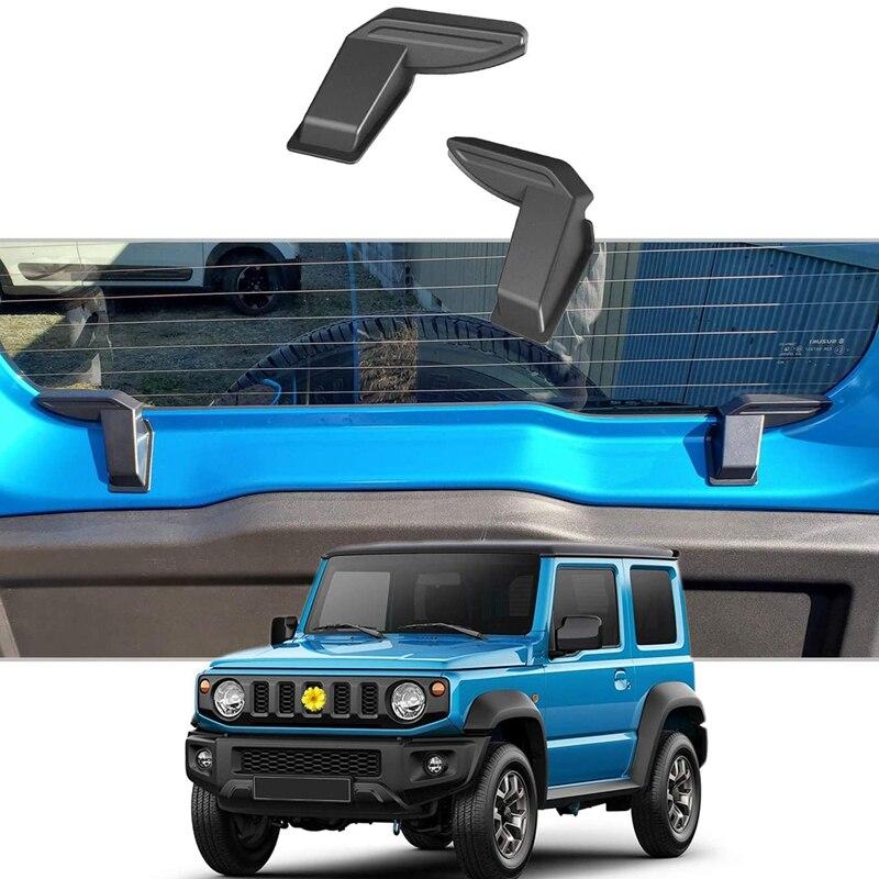 1 Set de 2 para Jimny JB64 Jimunishiera JB74 Demister cubierta protectora accesorios de guardia de alambre accesorios de coche