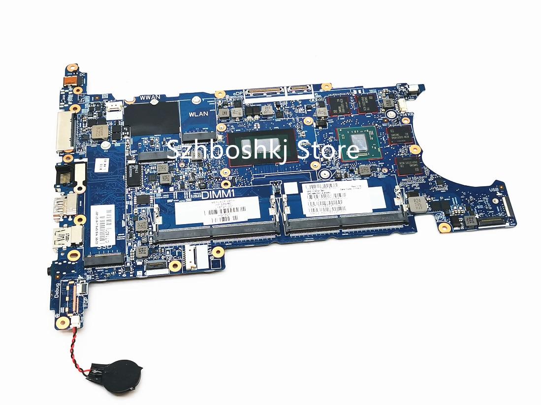 6050A2945601-MB-A01 محمول لوحة رئيسية لأجهزة HP ZBook 14u 15u G5 مع i5-8350U CPU L16121-001 L16121-601 الكمبيوتر الدفتري 100% اختبار موافق