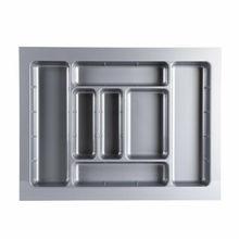 2019 Nieuwste Hot Draagbare 380x483x25mm Kwaliteit Plastic Bestek Trays Keuken Lades Blum Tandembox Inserts
