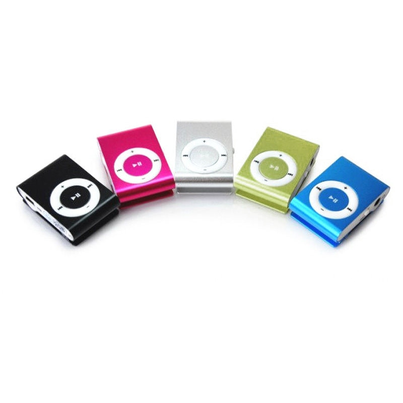 Touch Tone Mini USB MP3 Players Music Media Player Portable Clip Without Screen Support Micro SD/TF