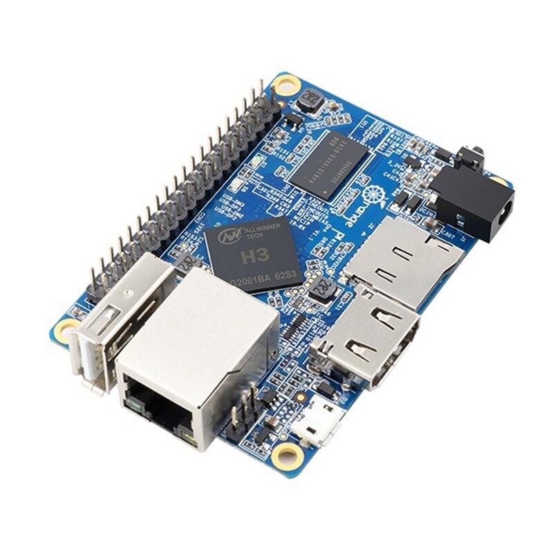 ل Orange Pi One H3 1G رباعية النواة دعم أوبونتو لينكس و أندرويد كمبيوتر صغير لوحة واحدة برمجة متحكم