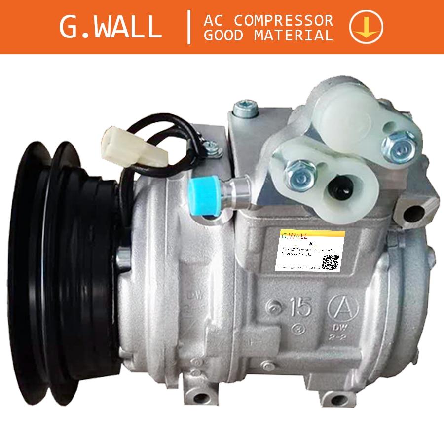 For 10pa15c mitsubishi pajero ac compressor  MR149366 4472000530 447200-0532 447200-0530 447200-0534 447200-0532 447200-0537