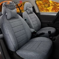 autodecorun dedicated seat cushion for volkswagen alltrack passat b8 variant car seat covers supports seats protectors 15pcsset