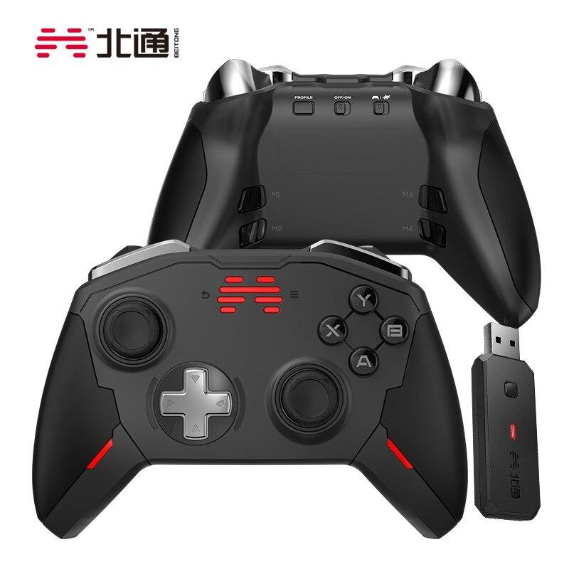 Betop BTP-T6 Zeus Vibration Somatosensory Game Controller for Nintendo Switch Steam Mechanical Gamepad for Windows PC Laptop