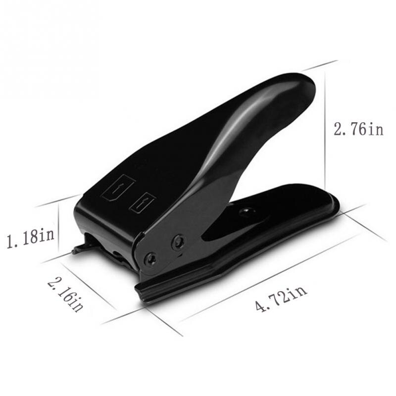 Multi-function Dual 2 in 1 Nano Micro SIM Card Cutter For Apple iPhone For HTC Nokia Samsung Smart Phone Accessory enlarge