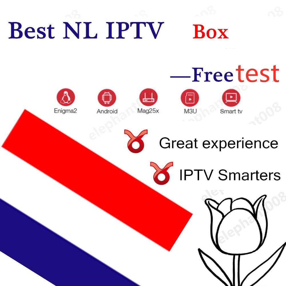 Nederlands iptv tv box z androidem europa holandia ip tv holenderski m3u smart tv box tylko brak kanałów w zestawie