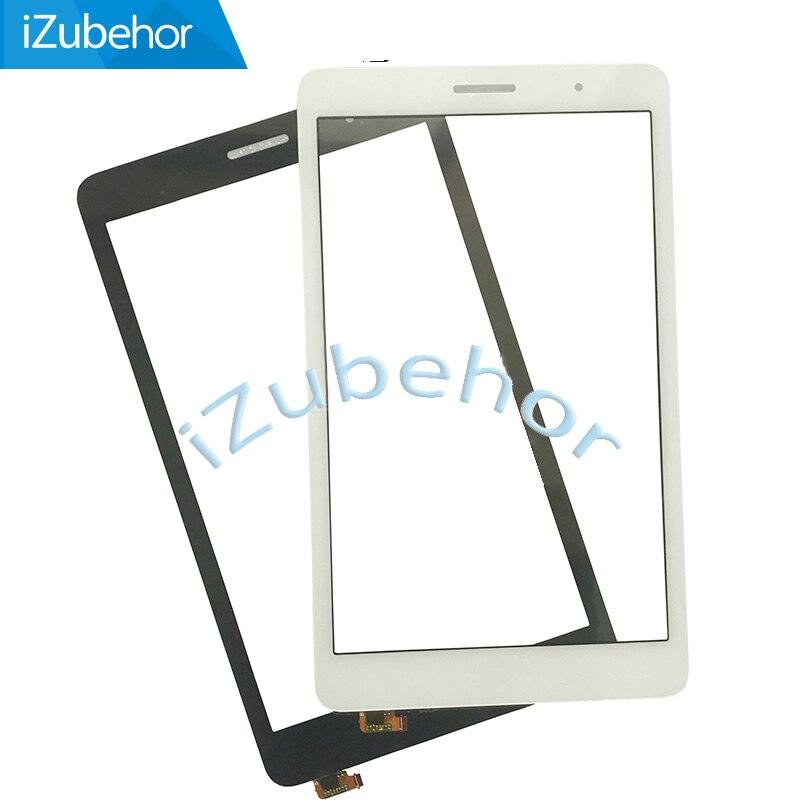 "8,0 ""Nuevo 100% probado para Huawei MediaPad T3 8,0 KOB-L09 KOB-W09 pantalla táctil digitalizador Panel sensor de vidrio envío gratis"