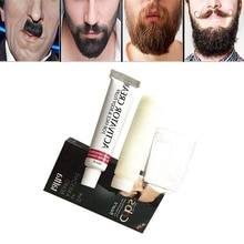 Hommes moustache & barbe teinture crème couleur rapide naturel noir barbe teinte Semi-permanente crème naturel plus rapide noircissement barbe coloration