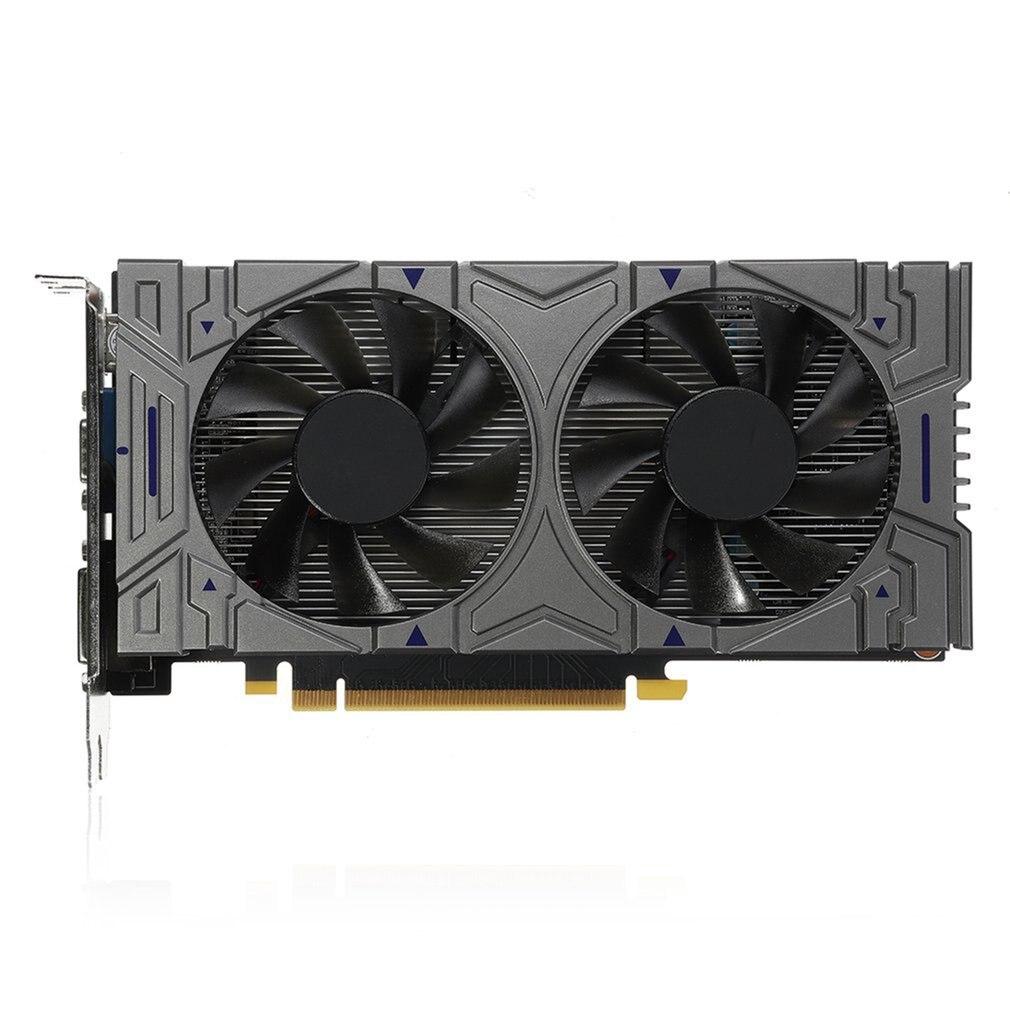 Neue ausgabe 4G 128BIT DDR5 1050TI Geforce GTX 1050 Ti Video Spiel Grafikkarte für nVIDlA Geforce Spiel