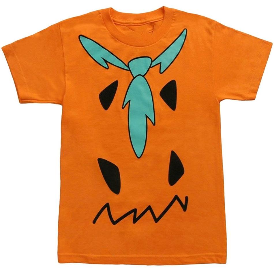 Les pierrafeu Fred Costume adulte T-Shirt T-Shirt marque de mode