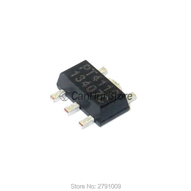 10 pces/100 pces pt4110 SOT89-5 pt4110e89e led backlight drive boost ic chip