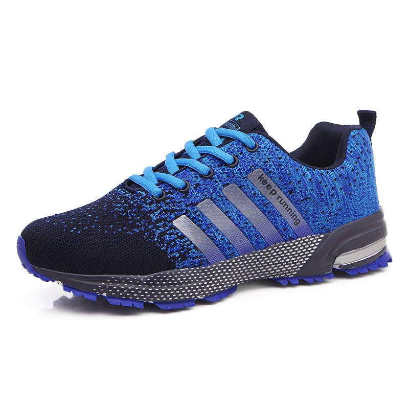 2020 sports running shoes men couple casual shoes men's shock absorption flat outdoor sports shoes m