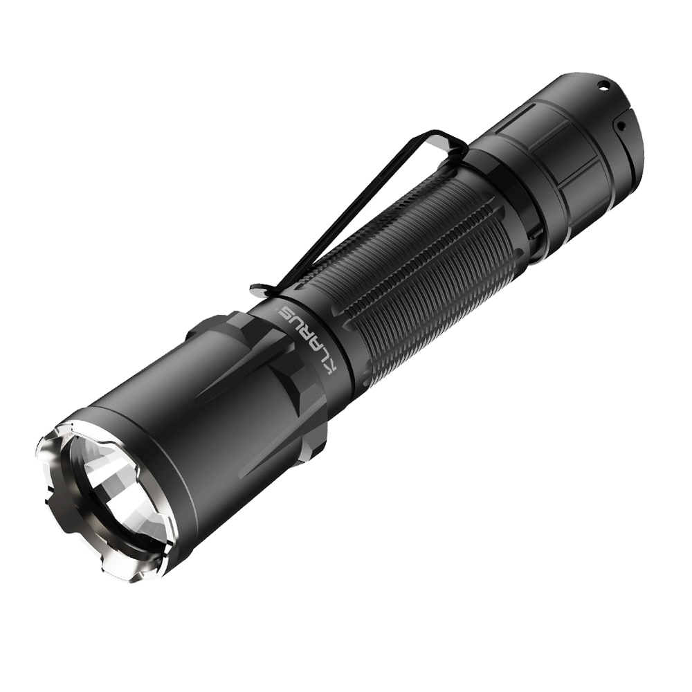 KLARUS XT11GT Pro Tactical Flashlight ,CREE XHP35 2200LM Rechargeable Flashlight by 18650 Battery for Police,Search and Rescue enlarge