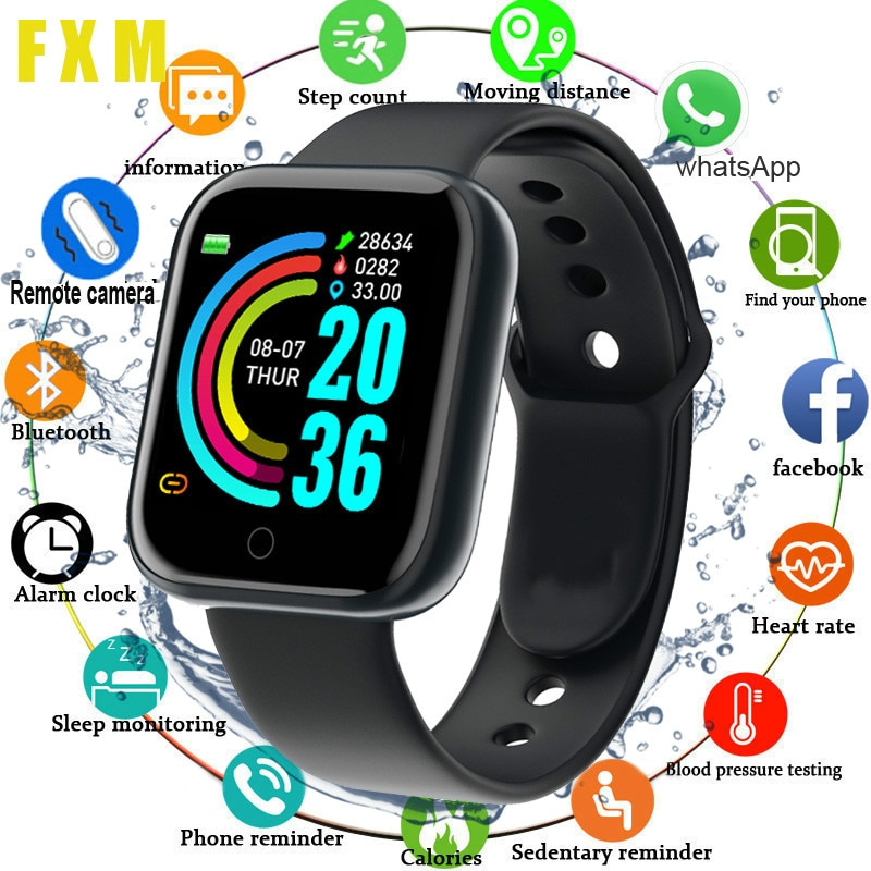Мужские часы 2020, модные умные спортивные часы, мужские часы, цифровые электронные наручные часы для мужчин, мужские наручные часы для женщин
