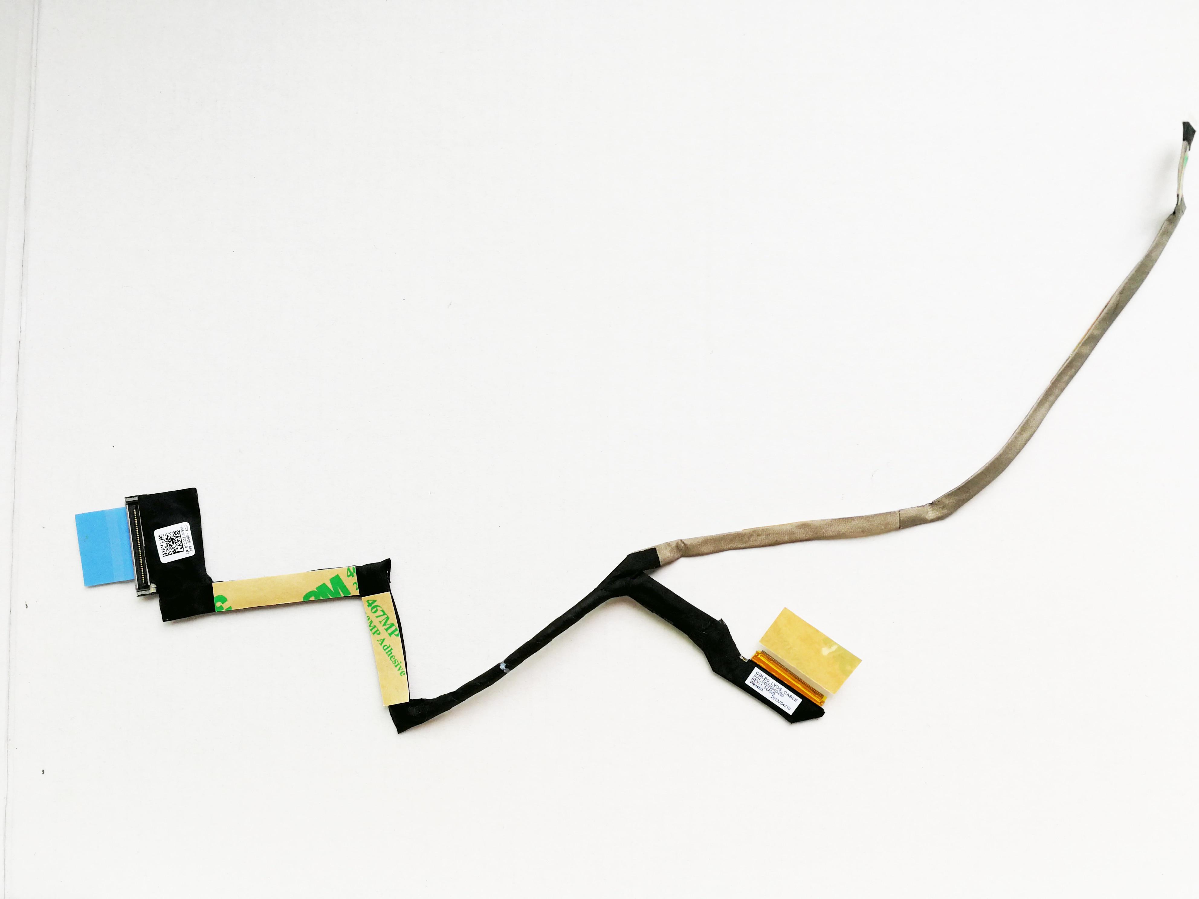 جديد الأصلي لديل من Alienware M14X R2 led lcd lvds كابل JC027 0JC027 cn-0JC027 DC02001GZ00