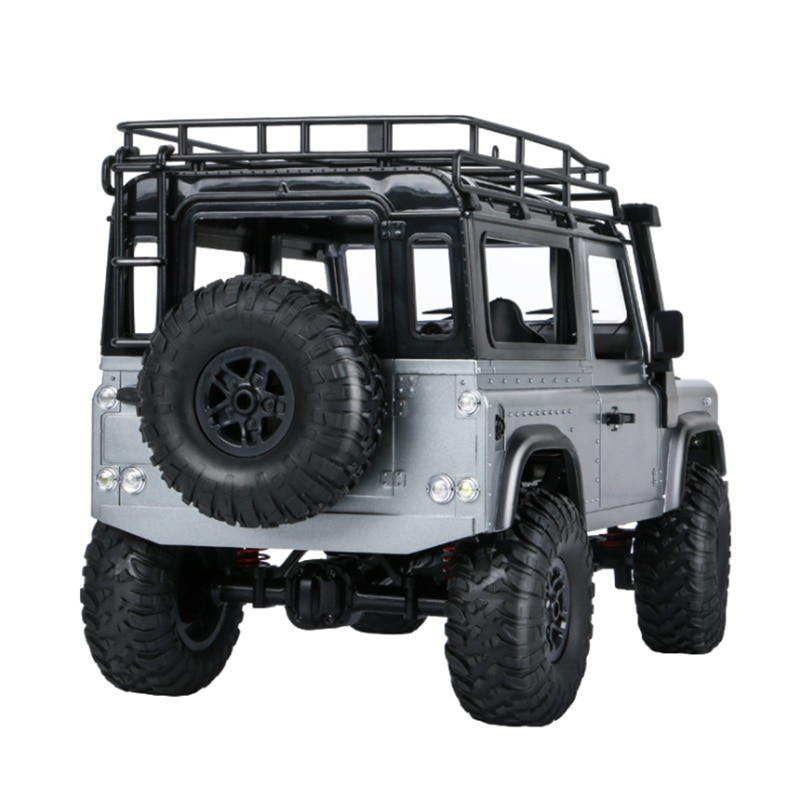 WPL MN RC Car 99s 2.4G 1:12 RTR Version 4WD RTR Crawler Buggy Off-road Vehicle For Land Rover Vehicle Model Boys Toys Gifts enlarge