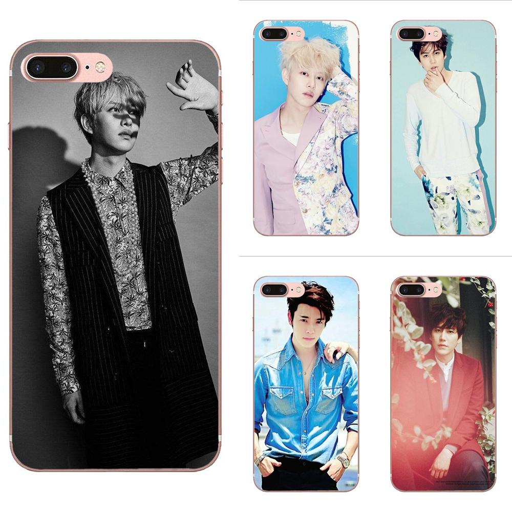 Super Junior Suju Lee Dong Donghae Classic Phone Accessories Case For Xiaomi Redmi Note 2 3 3S 4 4A 4X 5 5A 6 6A Pro Plus