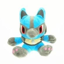 TAKARA TOMY Pokemon en peluche Pokemon figurines dessin animé Animal Ponyta Rapidash doux en peluche jouets en peluche poupée jouets pour enfants