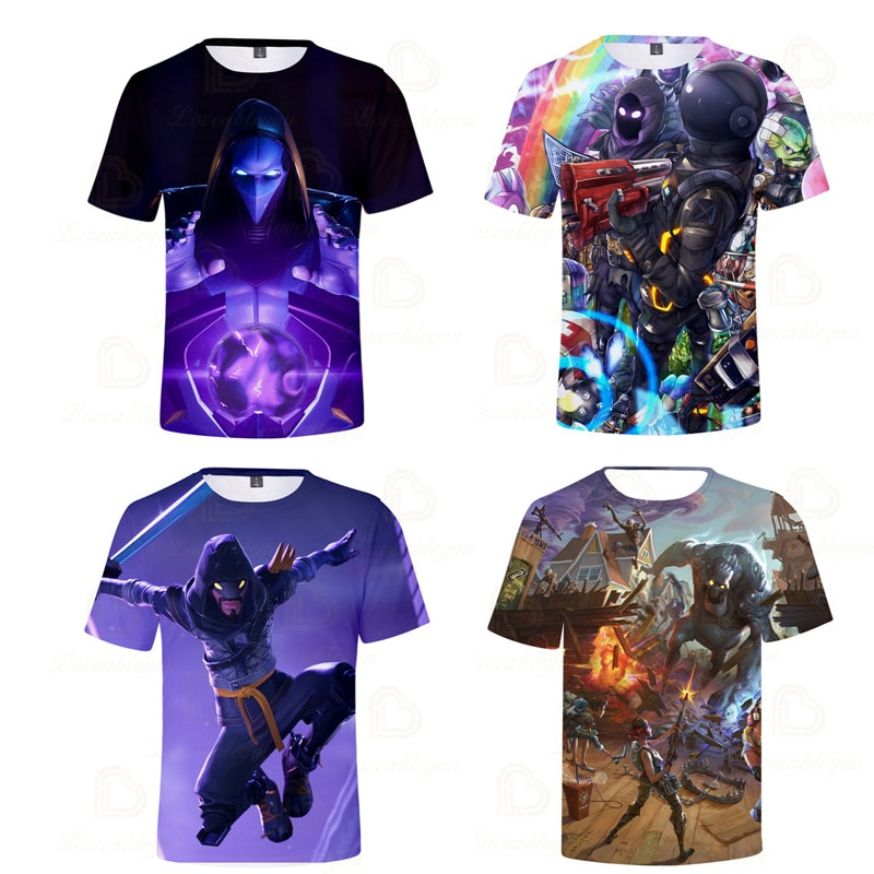 Battle Royale Shoot Game 3D Print T-shirt Womens Clothing Victory Royal T Shirt Women Kids Tops Women 2020 Shirt Boys Girls