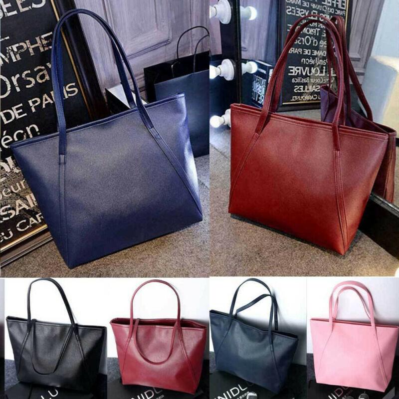 2019 Women Leather Handbag Shoulder Bag Purse Tote Messenger Satchel Crossbody