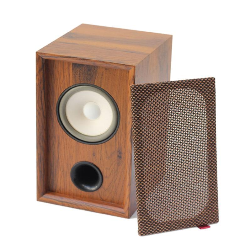 Ретро Британский японский 4-дюймовый 4-дюймовый 3-дюймовый Полнодиапазонный динамик пассивный динамик аудио усилитель CD проигрыватель