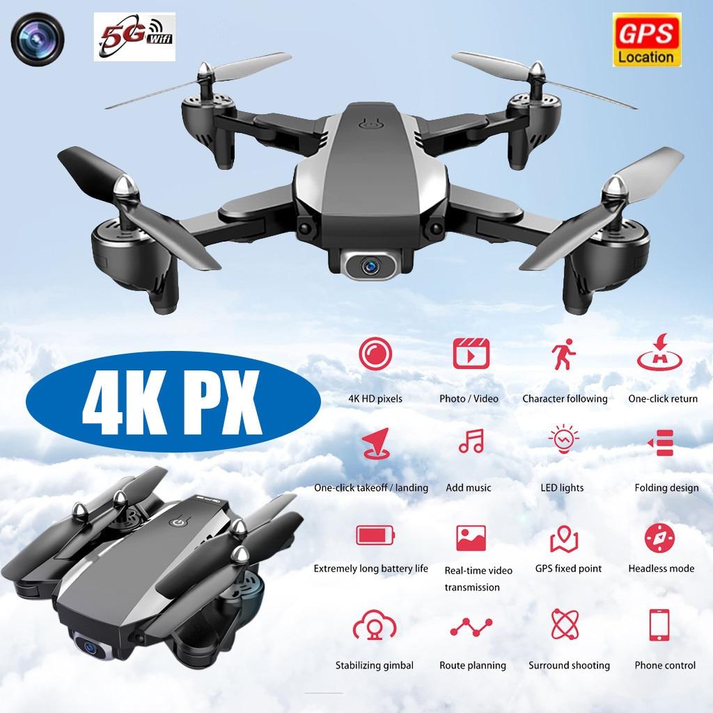 Dron 4K Con cámara HD, 5G, WiFi, FPV, Drones Profesionales Con GPS y cámara plegable, VS L109, X35, K1, SG906, vuelo 18 minutos