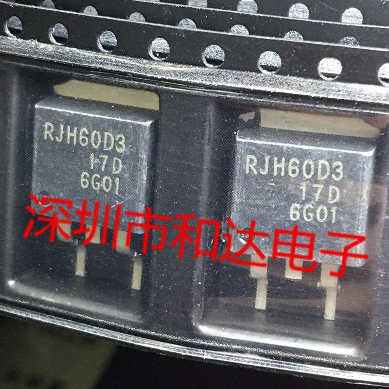 5pcs RJH60D3 15A RJH60D3DPE PARA-263 600V