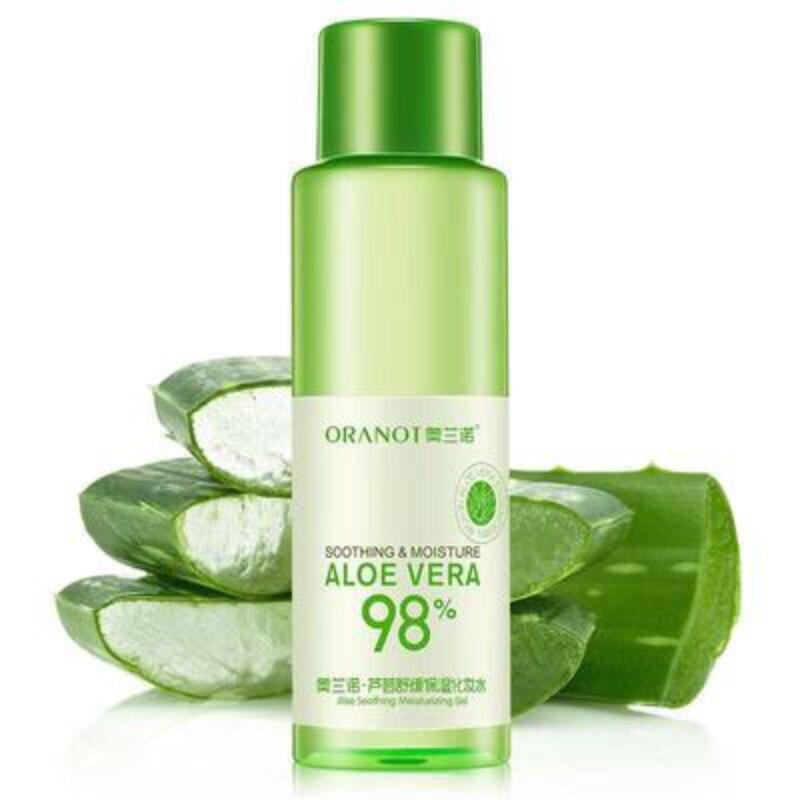 Toner Aloe Face Tonic Hydration Facial Toner Skin Care Products Pore Minimizer Oil Control Makeup Wa