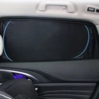 for mercedes benz s class w221 2006 2013 car interior sunshade front rear window sunscreen glass shading curtain cover