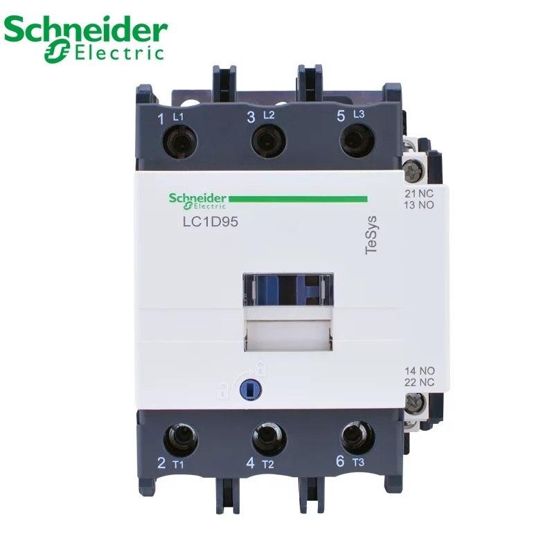 شنايدر قواطع LC1D95M7C -2 قطعة مرحل حراري عند زيادة الحمل LRD3365C-1pcs LRD4367-1pcs (رابط خاص)