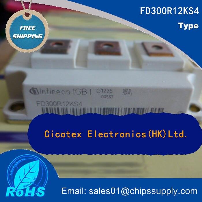Módulo IGBT FD300R12KS4