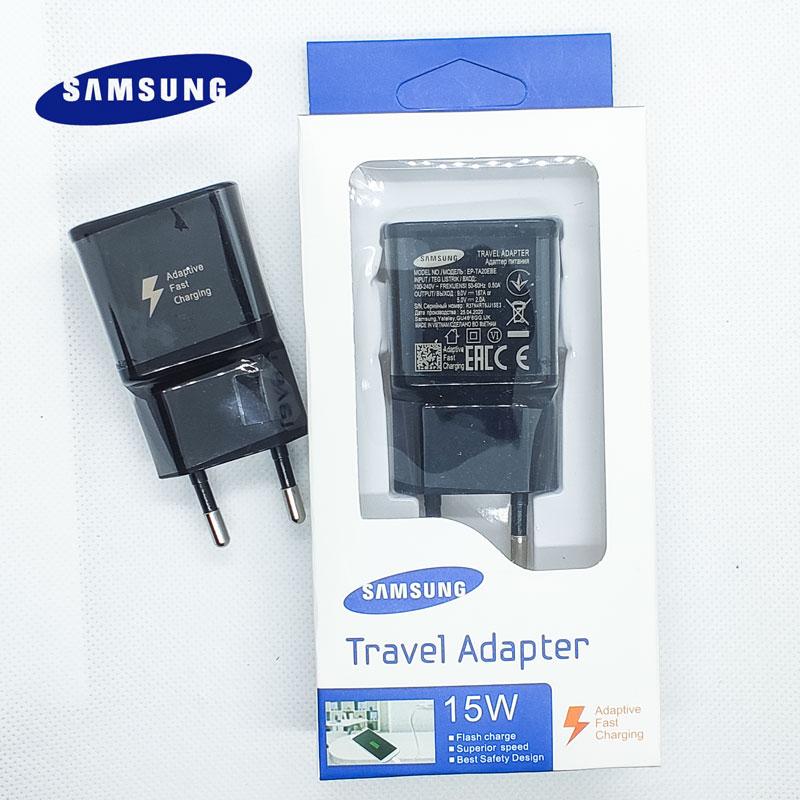 Samsung Galaxy быстрое зарядное устройство USB адаптер питания 9V1.67A кабель для быстрой зарядки типа C для Galaxy S10 S8 S9 Plus Note 9 10 Plus A5