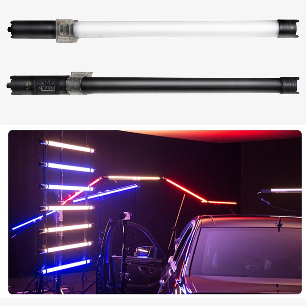 LED RGB أضواء يده أنبوب المدمج في بطارية الفيديو استوديو مصابيح Yidoblo LT-RGB2 RGB4 التصوير الإضاءة LED مصابيح ليوتيوب