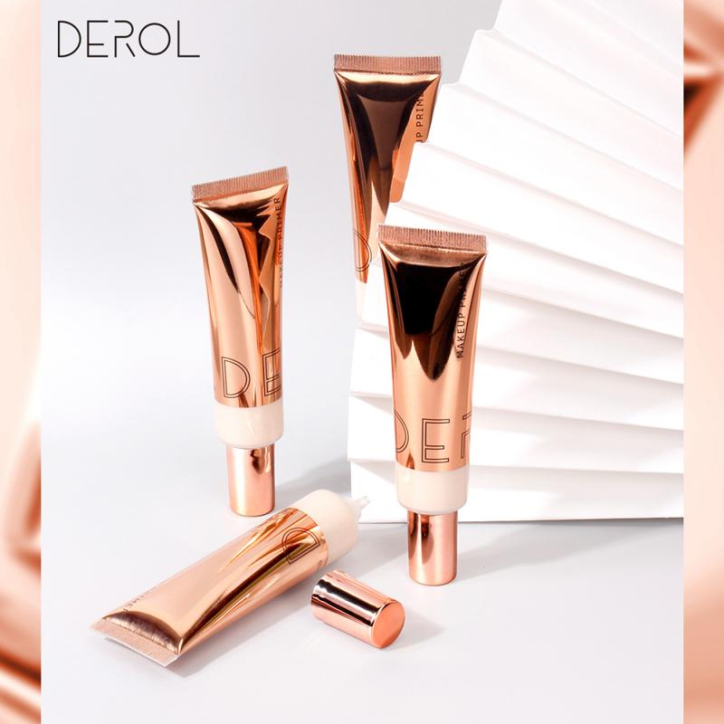 Face Primer Makeup Liquid Matte Make Up Brighten Skin Isolate Light Blemish Control Oil Lasting Pre-makeup Moisturizing TSLM2