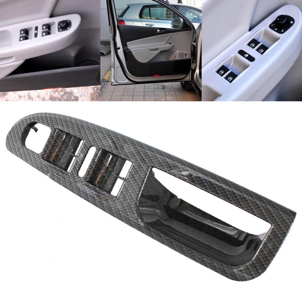 ABS Изысканная стабильная панель переключателя окна 3C1867171B прочная крышка переключателя окна против царапин