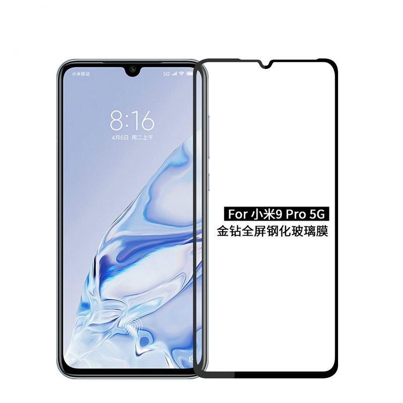 Полностью клеевой чехол из закаленного стекла для защиты экрана Xiaomi Mi Play Mi 9 Pro Mi9 для Xiaomi Mi 9 Lite Mi 9 SE 64 Гб пленка