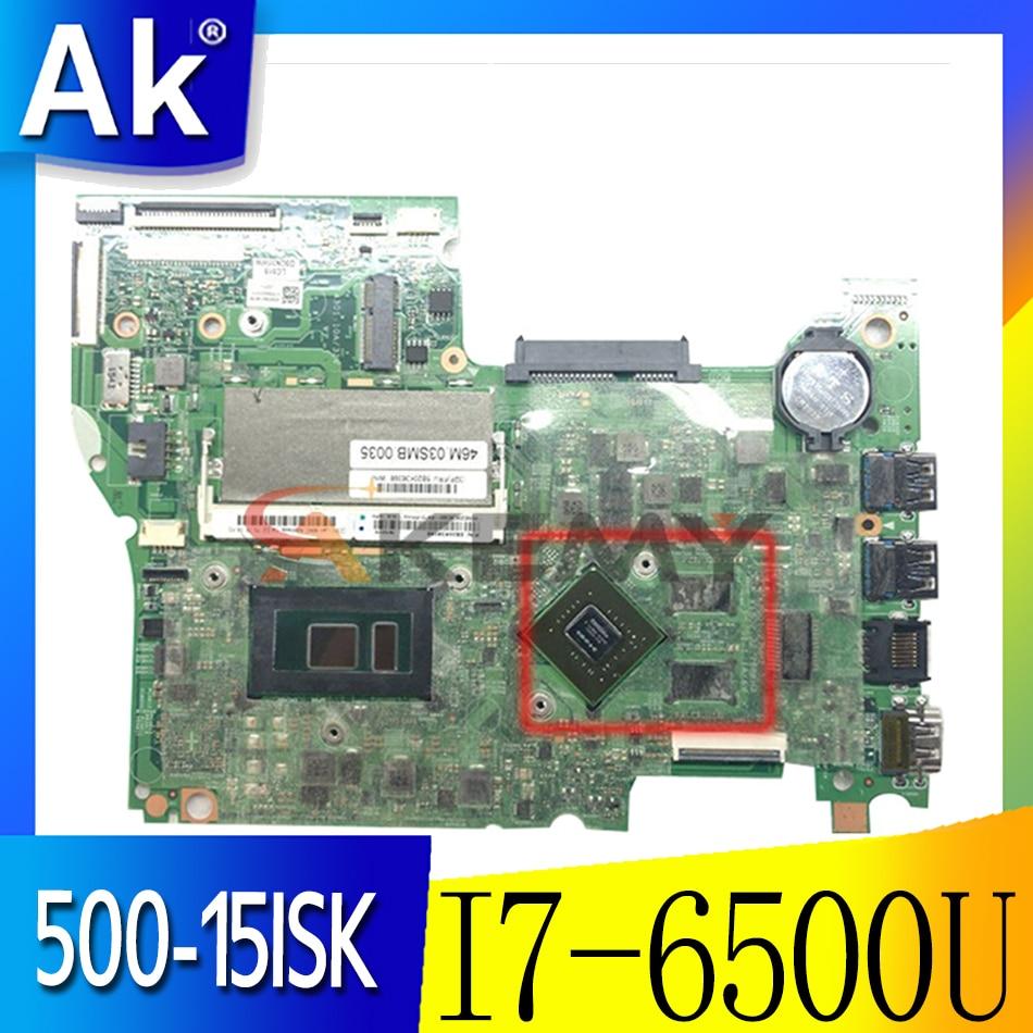 Akemy 5B20K28168 لينوفو فليكس 3-1580 500-15ISK اللوحة المحمول 940 متر LT41 SKL MB 14292-1 448.06701.0011 I7-6500U
