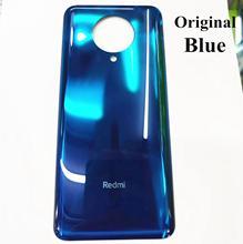 100% couvercle de batterie arrière dorigine pour Xiaomi Redmi K30 pro étui de téléphone portable boîtier arrière pièce de remplacement de porte