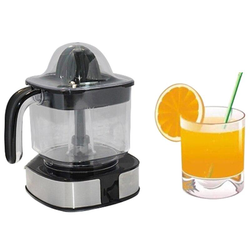 1.2l elétrica espremedor de frutas e legumes ferramentas espremedor plástico elétrico suco laranja máquina imprensa uk plug