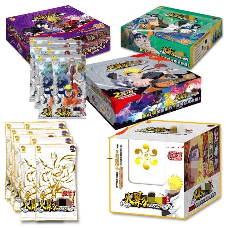 Какаси из аниме «Сакура Харуно Узумаки Хината Sasuke Itachi Kakashi игрушки хобби Коллекционные вещи игра Коллекция аниме-открытки