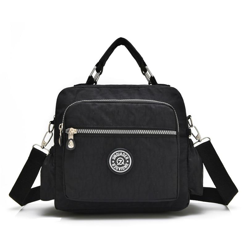 New arrive wholesale fashion casual waterproof nylon shoulder messenger bag #613