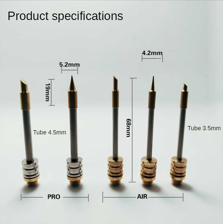50w Xpro 510 Interface Soldering iron Tip Wireless Charging Soldering iron tip Welding Tools Soldering Rework Accessories enlarge