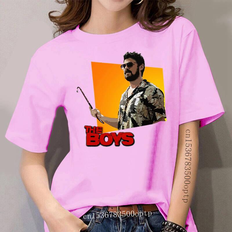 Camiseta de carnicero para mujer, camiseta de la serie de Tv 2,...