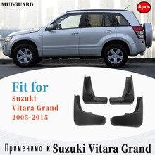 Pour Suzuki Vitara Grand 2005-2015 garde-boue garde-boue garde-boue garde-boue garde-boue garde-boue accessoires de voiture auto 4 pièces