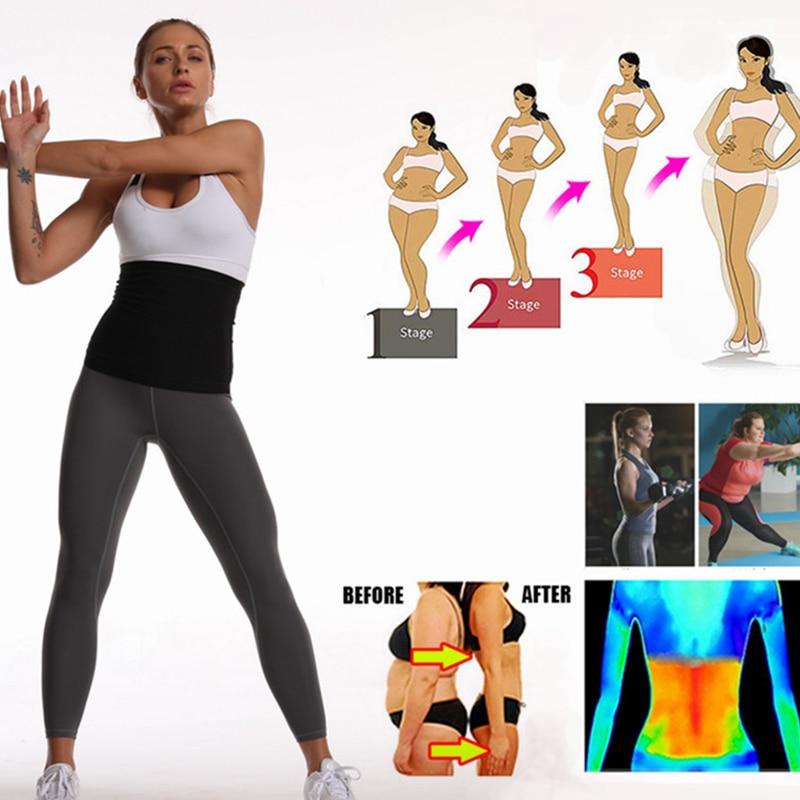 free shipping Weight loss fat burning belt anti cellulite fat burner Slimming Belt health care