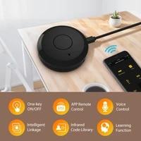 Tuya Zigbee NEO COOLCAM NAS-IR02W USB WiFi Telecommande IR Soutien Alexa Echo Google Home Universel Telecommande Intelligente